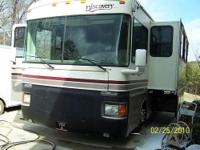 275 HP. A WONDERFUL 1997 FLEETWOOD DISCOVERY COACH WITH