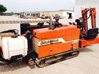 1998 Ditch Witch JT920L JT920L 1998 Ditch Witch JT920L