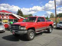 Nicely-Equipped Dodge 2500 SLT Quad Cab 4x4! Please