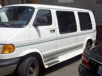 Fairly basic conversion van is bullet proof reliable