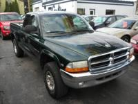 Options Included: Extended Cab, 4 Wheel Drive,