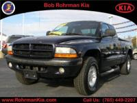Options Included: Front Stabilizer Bar, Pwr Rack &