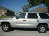 1998 Dodge Durango SLT 4WD automatic 4-speed overdrive