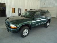 Options Included: 4 Wheel Drive, ABS, Air Conditioning,