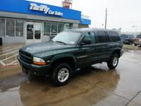 Options Included: N/A** PRICED TO SELL ** 1999 DODGE
