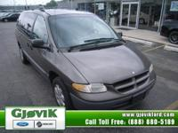 Options Included: N/AThis reliable 1998 Grand Caravan