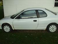 98 dodge neon (00 engine) CLEAN TITLE. HAS BRAND NEW