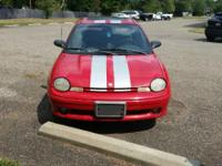 I have a 1998 Dodge Neon R/T 5 speed for sale. SRT