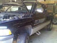 Salvage Truck for parts only * will not sell whole