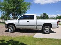 1998 Dodge RAM 1500 4X4 Quad cab- Low mileage in