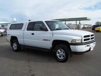 Options Included: 3.55 Rear Axle, 4x4, 5.9l V8, ABS