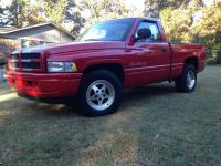 Selling my 1998 Dodge Ram SS/T. The truck is very