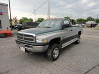 Options Included: 4x4, Airbag On/Off, AM/FM, Bedliner,