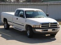 98 Dodge Ram 2500 Quad Cab Truck, 1 owner, $11k, VIN: