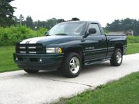 The Dodge Ram SS/T was introduced in 1997 and produced