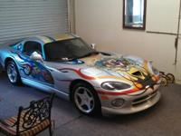 1998 DODGE Viper. This Dodge Viper has a low 14,993