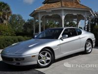 1998 FERRARI 456 GTA PININFARINA 2-DOOR COUPE***LOW