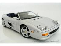 1998 Ferrari S355 Spider Exotic Classics is pleased to