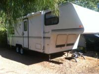 I have 1998 26ft Forest River Flagstaff 5th wheel.