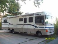 1998 FLEETWOOD BOUNDER 36S W/ BANKS POWER PACK - 36