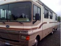 1998 Fleetwood Bounder Class A This is a fantastic 37