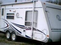 1998 Fleetwood Terry Travel Trailer This is a wonderful