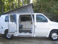 1998 Ford Van converted by GTRV in Canada. 120k miles,