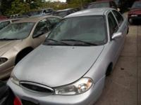 1998 Ford Contour 2.0 Liter Engine  ALL BODY PARTS ARE