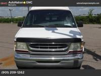This 1998 Ford Econoline Cargo Van includes a CARFAX
