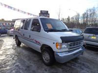 1998 Ford Econoline Chateau package  Camper Vaqn
