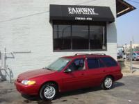 Options Included: N/A1998 Ford Escort Wagon,