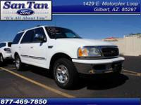 New Arrival! This 1998 Ford Expedition 119 WB will sell