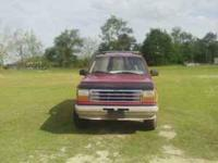 I have a 1998 Ford Explorer for sale or trade. It has a