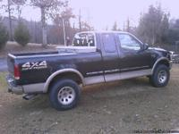 1998 Ford F-150 4x4 4.6 Truck with V-8 engine for