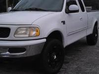 have a 1998 ford f-150 4 wheel drive 8 cylinder