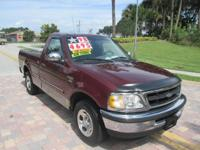 nice clean truck, 4.6 v8, automatic, cold air cond,