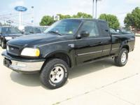 Options Included: N/A1998 Ford F-150/ Super Cab (3