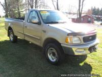 Options Included: AM/FM Radio, Air Conditioning, 4x4,