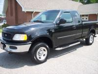 Options Included: This is a Locally Traded 1998 Ford