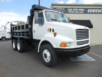 1998 Ford LT9513 1998 Ford Tandem Axle Dump 1998