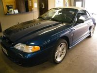 Options Included: N/AVery nice, well maintained Mustang
