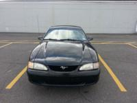 1998 Ford Mustang V6 2 Door Coupe with 64K Miles. New