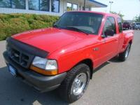 1998 Ford Ranger 4x4 Super Cab 126 in. WB Our Location