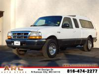 CHECK OUT THIS LOW MILEAGE 1998 FORD RANGER XLT SUPER