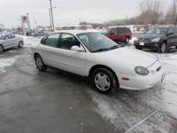 ** AUTOCHECK CERTIFIED ACCIDENT FREE **. Taurus LX and