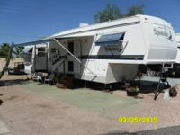1998 Forest River Spinnaker M-36RLTS. Very nice 1998