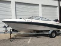 1998 Four Winns 180 Horizon Location: Port Charlotte FL
