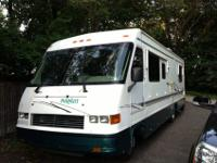 Purchased this RV with the intention to travel through
