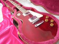Up for sale is an absolutely stunning 1998 Gibson Les