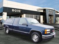 Exterior Color: indigo, Body: Extended Pickup Truck,